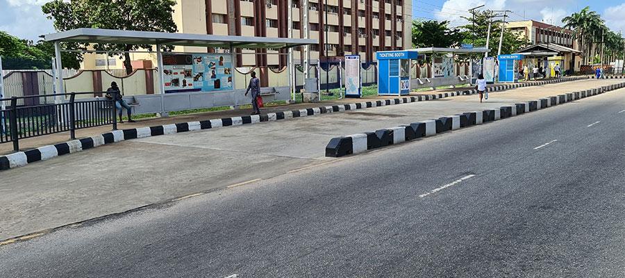 Lagos State Secretariat Bus Station