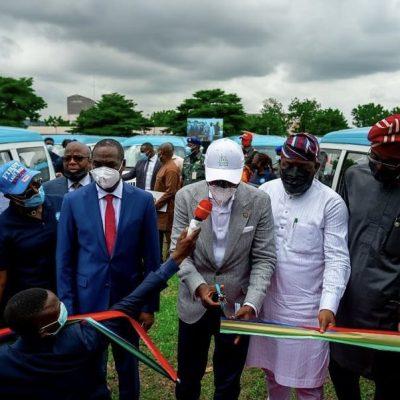 Governor Babajide Sanwo-Olu commissions FLM