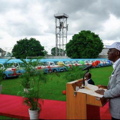Governor Babajide Sanwo-Olu commissions FLM1