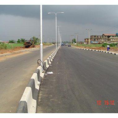 Ipakodo Road after