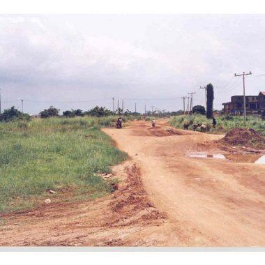 Ipakodo Road before